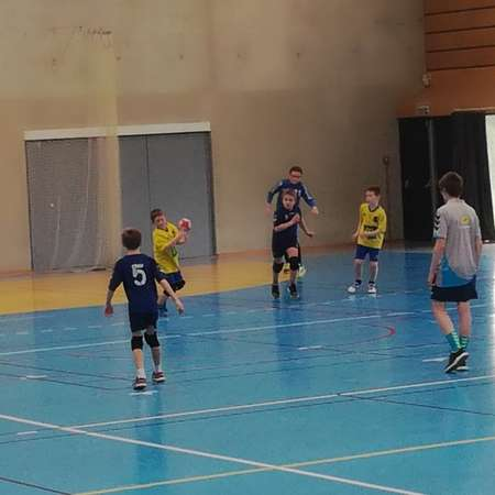 Match contre ES Aumale 24/03